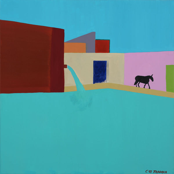 Hommage à Luis Barragán by Cathy Tabbakh