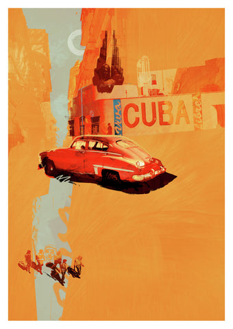 Cuba by Andy Potts