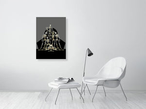An Idol of Bones by Paul Kingsley Squire Limited Edition Prints for sale