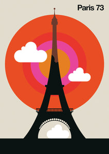 Paris 73 Modern Vintage Design by Bo Lundberg