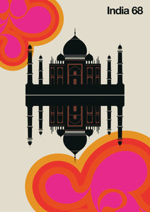 India 68 Modern Vintage Design by Bo Lundberg