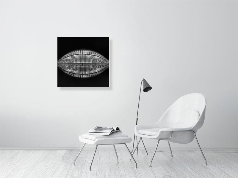 The Eye - Architecture Photography by Tony Sellen - Art Print