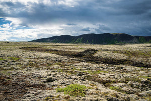 Fascinating Iceland Landscape - Art Print