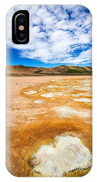 Fascinating Landscape In Iceland Europe - Phone Case