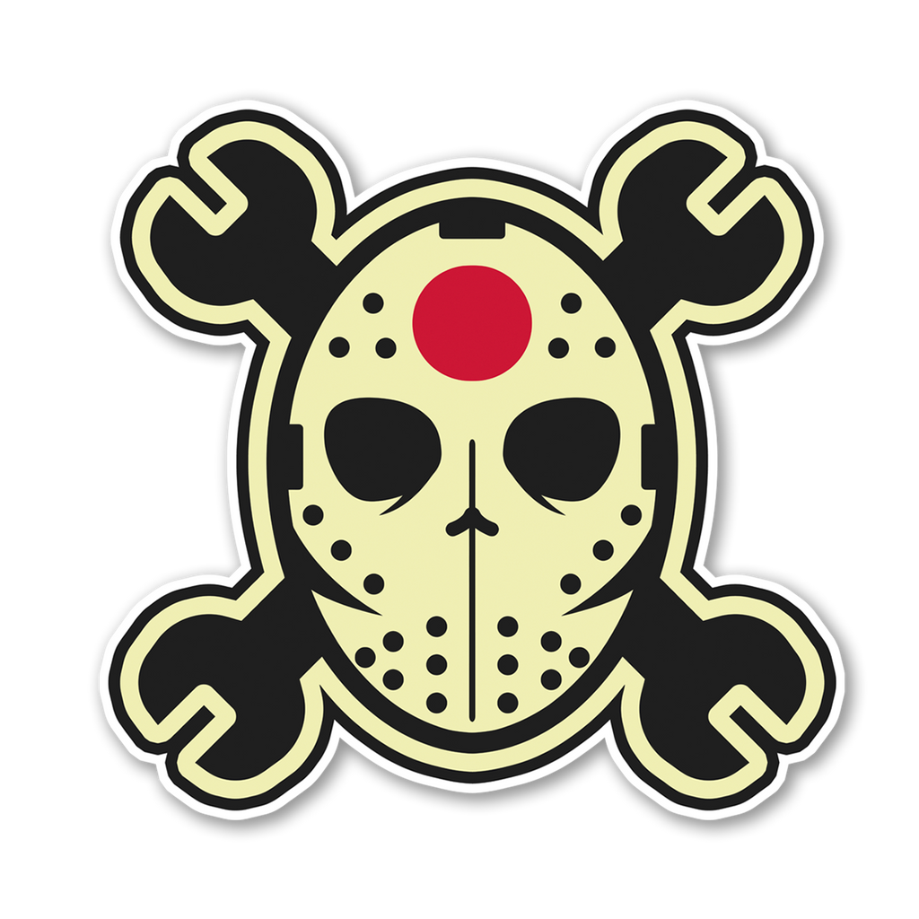Status Error Kanjo Mask Sticker