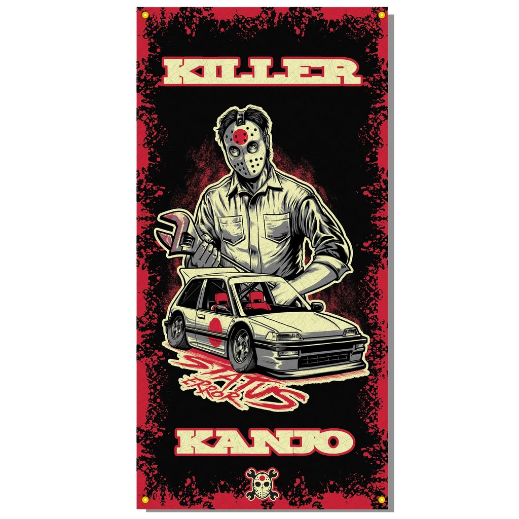 Killer Kanjo Workshop Banner