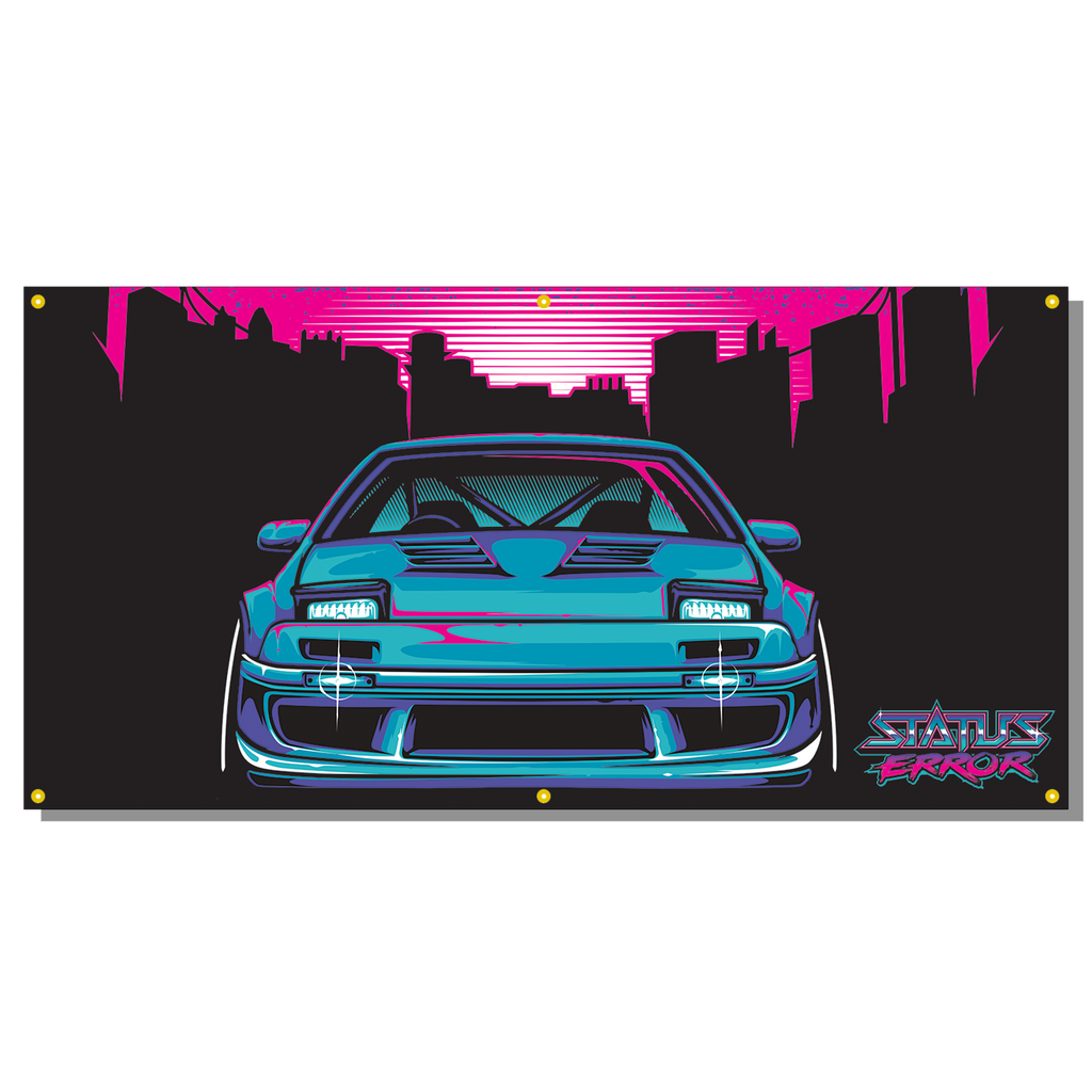 Laeighties Car Workshop Banner
