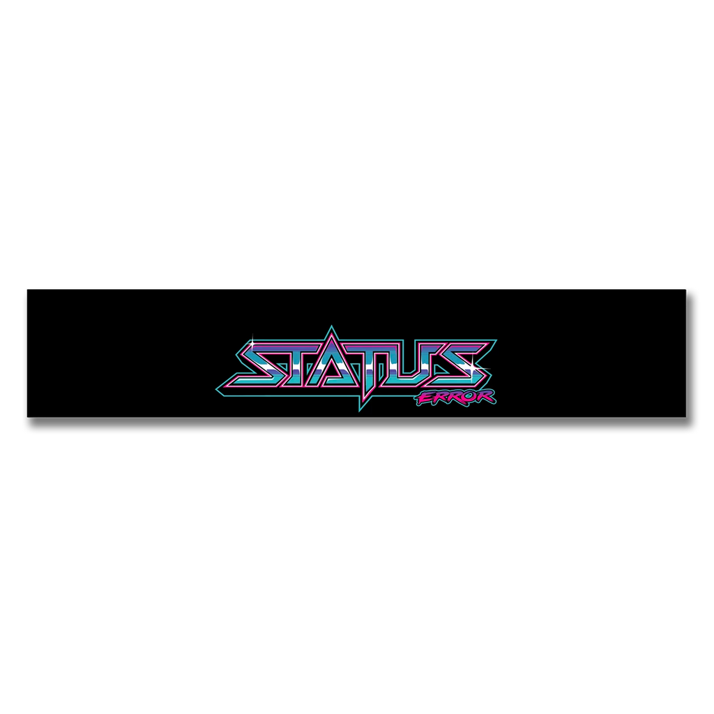 Status Error Laeighties Simple Sun Strip