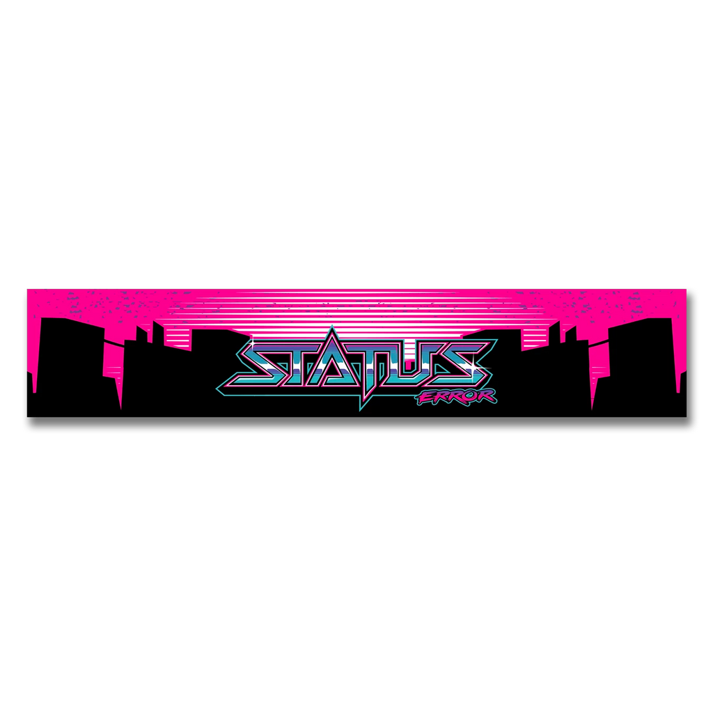 Status Error Laeighties Sun Strip