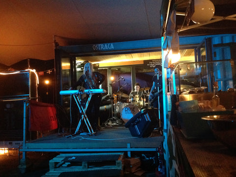Ostraca Pop Up Venue for hire - Fal Oyster Ltd