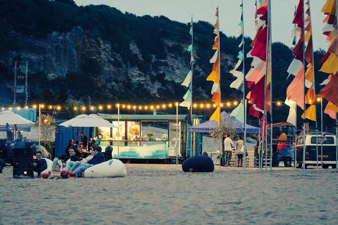 Pop Up Gatherings 2017 Oyster Tour £10 Voucher