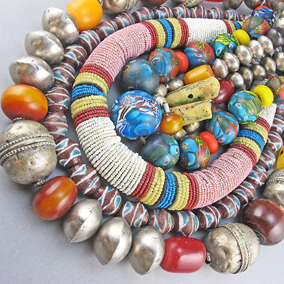 Vintage African Beads