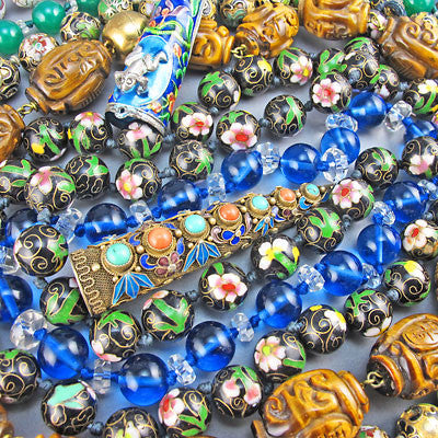 Vintage Chinese Beads