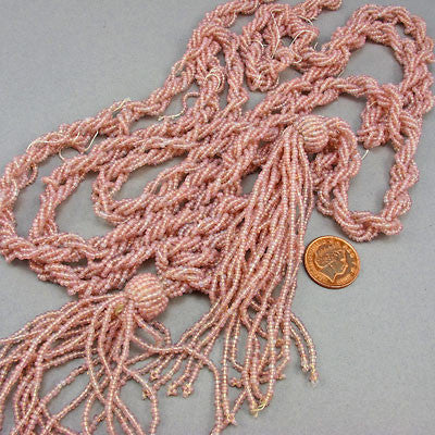 Antique Seed Beads Sautiour Strand