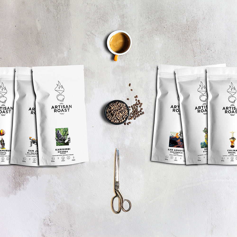 Artisan Roast Coffee Roasters, Artisna Roast, Coffee Subscription