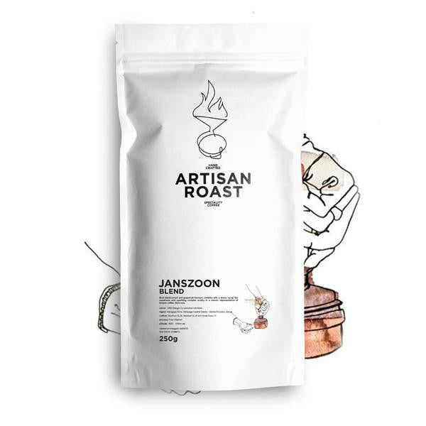 Janszoon Blend fixed subscription