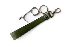 CACTUS Key Ring in Green