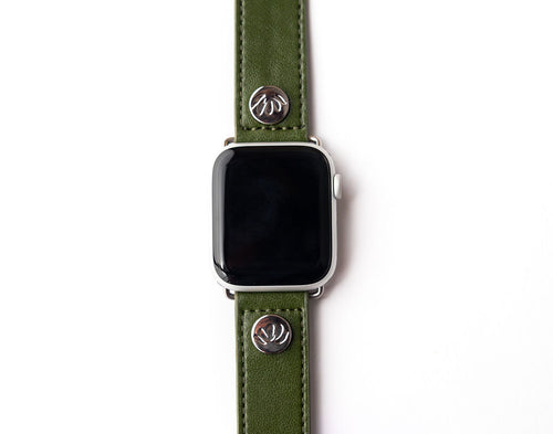 CACTUS Watch Band in Green