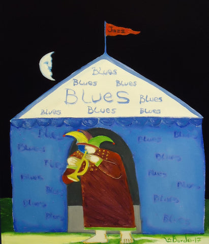 """Blowing Horn Blues"""
