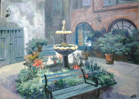 Barry Ma's Courtyard