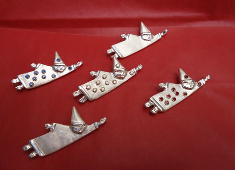 BODO PINS Sterling Silver $650 - $1000
