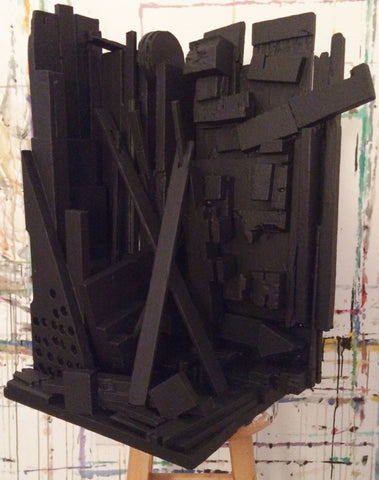 "Homage: ""Louise Nevelson's House in the French Quarter"""