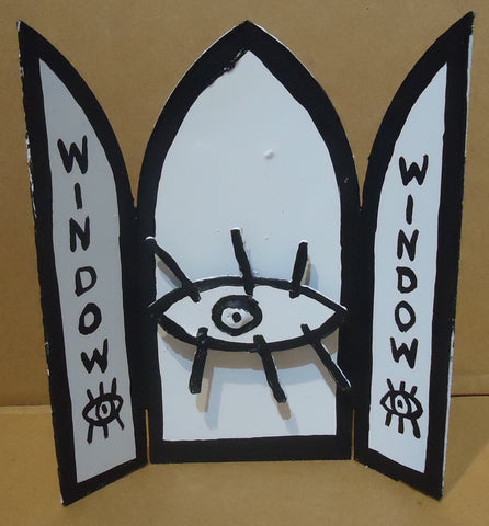 WINDOW ALTAR PIECE