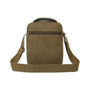 Men's Travel Shoulder Bag