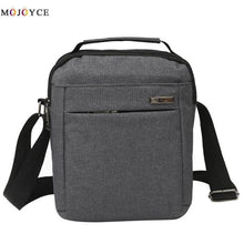 Load image into Gallery viewer, Men's Travel Shoulder Bag