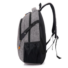 Load image into Gallery viewer, Men's Waterproof Nylon Backpack