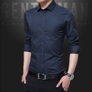 Men's Slim Fit Shirt
