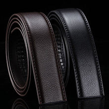 Load image into Gallery viewer, Men's Leather Belt - No Buckle