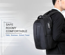 Load image into Gallery viewer, Men's Waterproof Anti-Theft Backpack