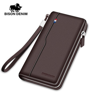 Men's Clutch Leather Wallet