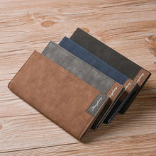 Load image into Gallery viewer, Men's Vintage Wallet