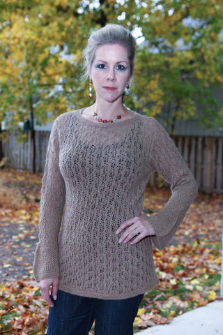Rachel Tunic Sweater
