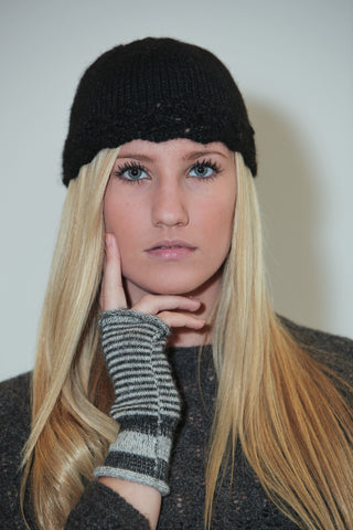 Hailey Lace Edge Hat