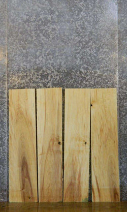 4- Kiln Dried Salvaged Boxelder Lumber Boards/Craft Pack LSWS17 11372-11375