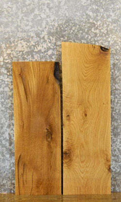 2- Kiln Dried Reclaimed White Oak Lumber Boards/Craft Pack 11404-11405