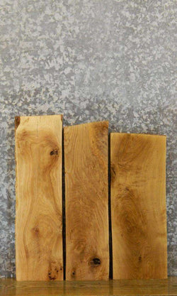 3- Rustic Craft Pack/Kiln Dried White Oak Lumber Boards 11421-11423