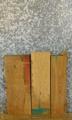 3- White Oak Salvaged Craft Pack/Kiln Dried Lumber Boards 11554-11556