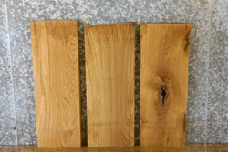 3- Kiln Dried Lumber Boards/Salvaged White Oak Craft Pack 11601-11603