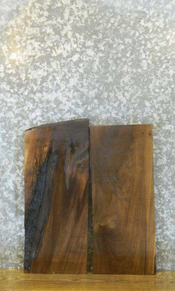 2- Kiln Dried Black Walnut Rustic Craft Pack/Lumber Boards 11808-11809