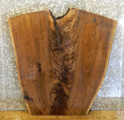 Black Walnut Live Edge End/Side/Entry Table Top Salvaged Wood Slab 13749