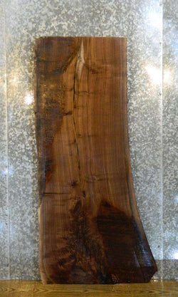 Reclaimed Live Edge Black Walnut Coffee Table Top Slab 1438