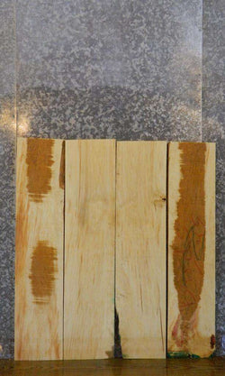 4- Boxelder Craft Pack/Kiln Dried Rustic Lumber Boards LSWS17 15328-15331