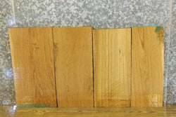 4- White Oak Rustic Kiln Dried Lumber Boards/Craft Pack 15659-15662