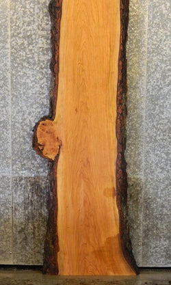 Salvaged Natural Edge Cherry Bar/Counter Top Wood Slab S2 20663