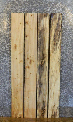 4- Kiln Dried Spalted Maple Rustic Lumber Boards LSHA01 30028-30029