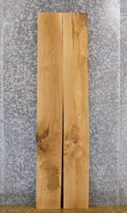 2- Rustic Spalted Maple Shelf Slabs/Lumber Boards LSHA01 30245